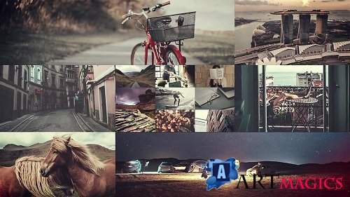 Multi-Purpose Slideshow 90493 - After Effects Templates