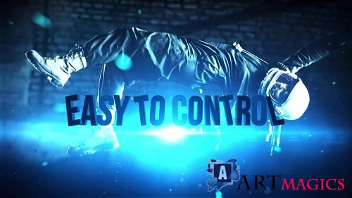 Action Cinematic Intro 83824 - After Effects Templates