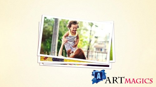 Happy Photo Opener 75515 - After Effects Templates