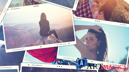 Journey Memories 114465 - After Effects Templates