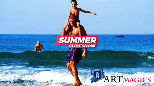 Summer Slideshow 105771 - After Effects Templates