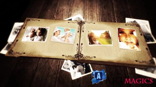 Family Album 111097 - After Effects Templates