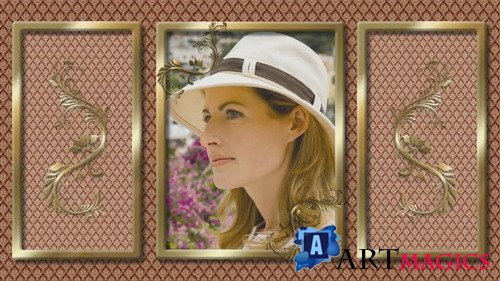 Проект ProShow Producer - Ladies in Hats