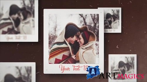 Slow Romantic Slideshow 101 - After Effects Templates