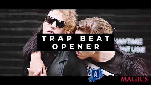 Trap Beat Opener 107323 - After Effects Templates