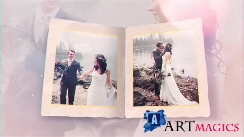 The Wedding 09w - After Effects Templates