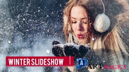 Winter Slideshow 081668022 - After Effects Templates