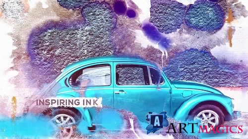 Inspiring Ink 106707 - After Effects Templates
