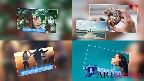 Photo Slideshow 115800 - After Effects Templates