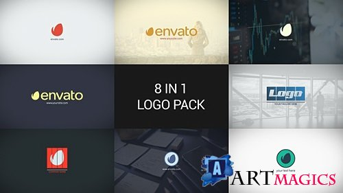 Minimal Logo Pack 22041422 - Project for After Effects (Videohive)