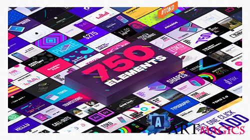 Graphics Pack 1.3.1 - After effects & Premiere Pro Templates (Videohive)