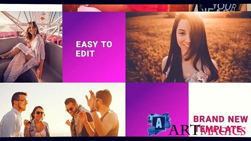 Multi-Purpose Slideshow 131283 - After Effects Templates