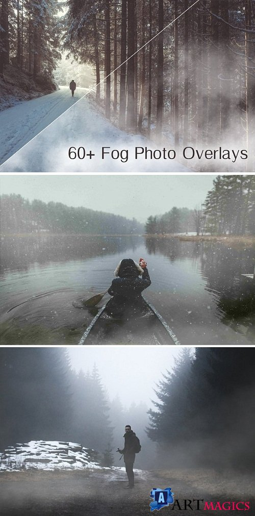 60+ Fog Photo Overlays - 2735128