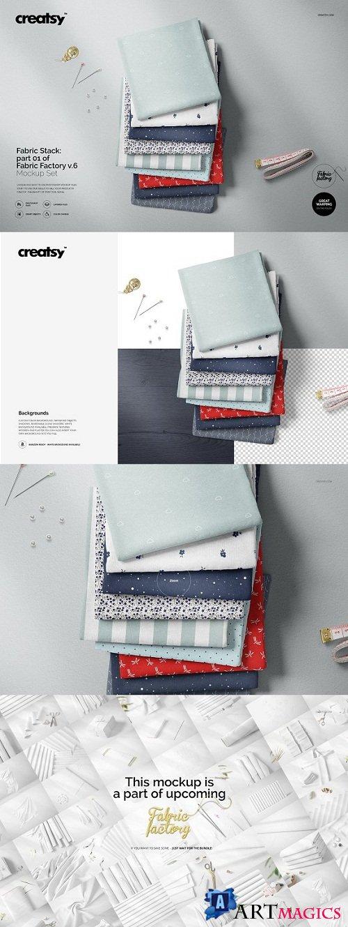 Folded Fabrics Mockup 57 FF v 6 3332520 » Artmagics ru