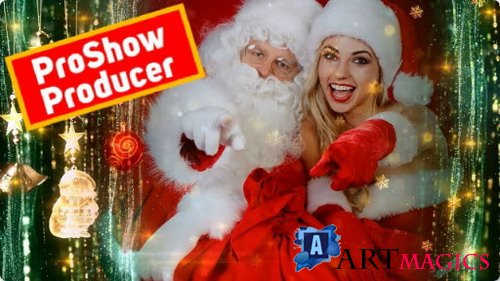 Проект ProShow Producer - Merry Christmas F.S
