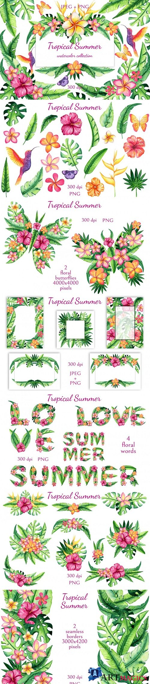 Tropical Summer - 3444481