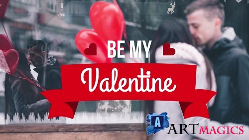 Valentine's Day Titles 60444 - After Effects Templates