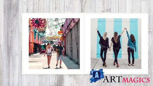 Photo Album Slideshow 143820 - After Effects Templates