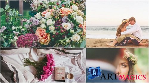 Love Story Slideshow 61230 - After Effects Templates