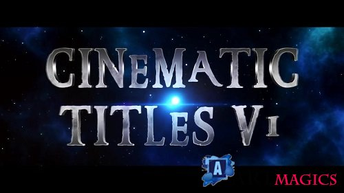 Cinematic Titles V1 157850 - After Effects Templates