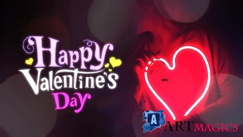 10 Valentines Titles 166342 - After Effects Templates