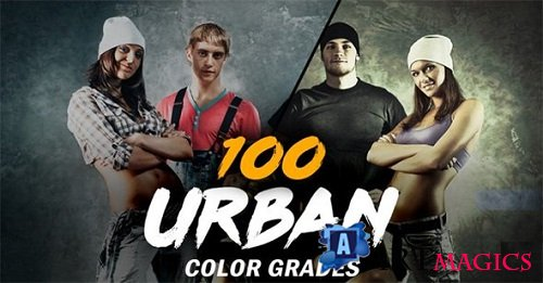 Urban Color Grades 169086 - After Effects Templates