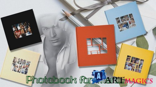 Проект ProShow Producer - Photobook for men