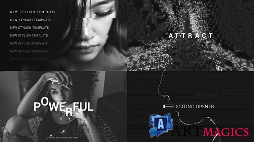 Exciting Opener 186899 - After Effects Templates