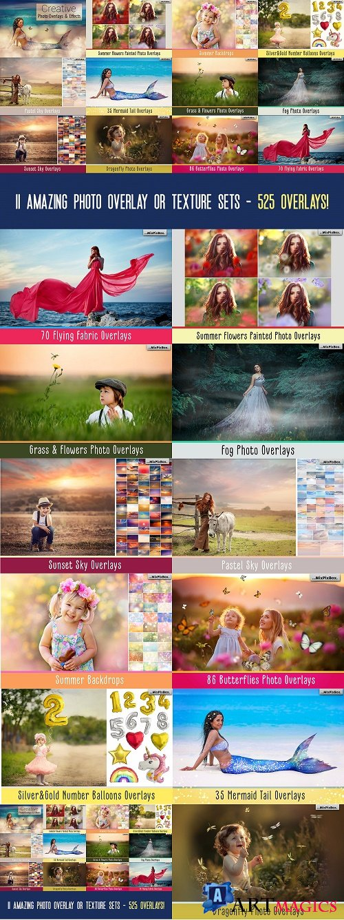 Dealjumbo - Creative Photo Overlays & Effects