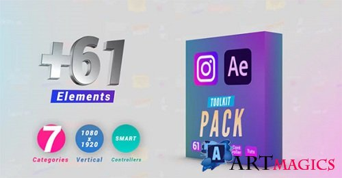 Instagram Toolkit Pack 180711 - After Effects Templates