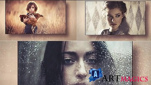 Fast Photo Intro - After Effects Templates