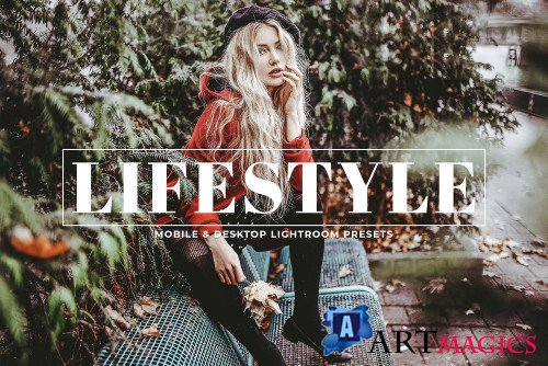 Lifestyle Mobile & Desktop Lightroom Presets 240953