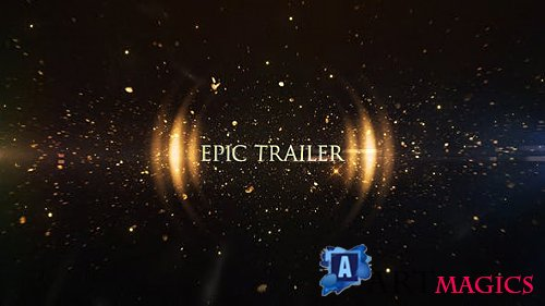 Inspirational Epic Trailer - Project for After Effects (Videohive)