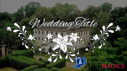 Elegant Wedding Titles 244513 - After Effects Templates