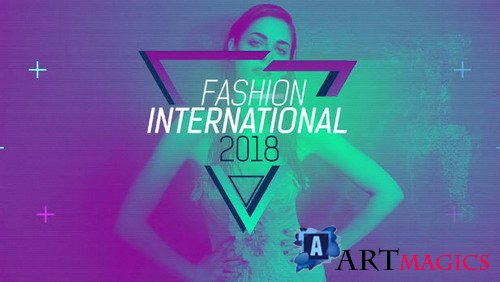 Fashion Promo 21400292 - Project for After Effects (Videohive)