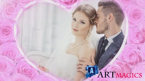 Проект ProShow Producer - Wedding Rose - Pink