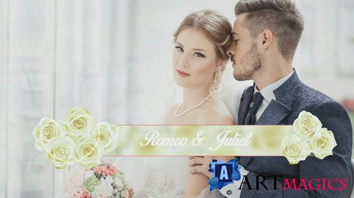 Проект ProShow Producer - Wedding Rose - White