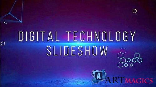 Digital Technology Slideshow 265049 - Premiere Pro Templates