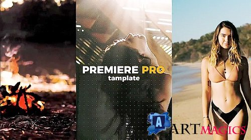 Urban Slideshow/Opener 270945 - Premiere Pro Templates