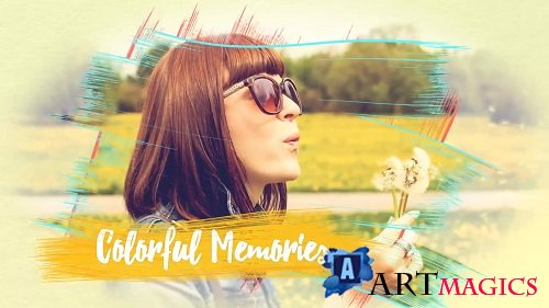 Colorful Memories 283079 - After Effects Templates
