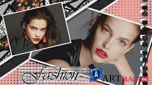 Проект ProShow Producer - Fashion 2020