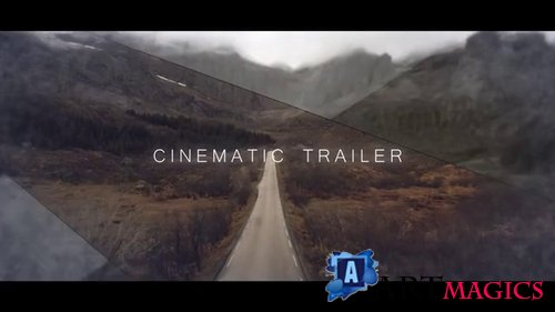 Epic Cinematic Trailer 4K 89834437 - After Effects Templates