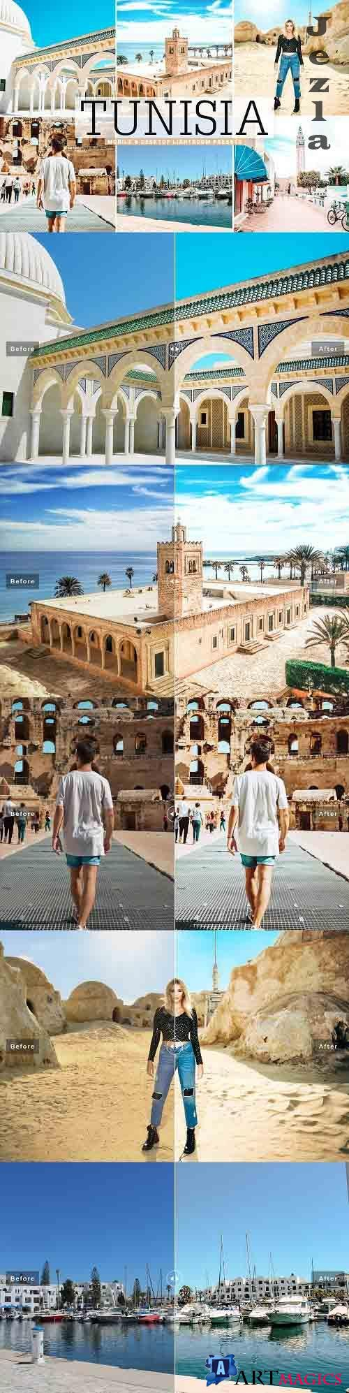 Tunisia Pro Lightroom Presets - 5607324 - Mobile & Desktop
