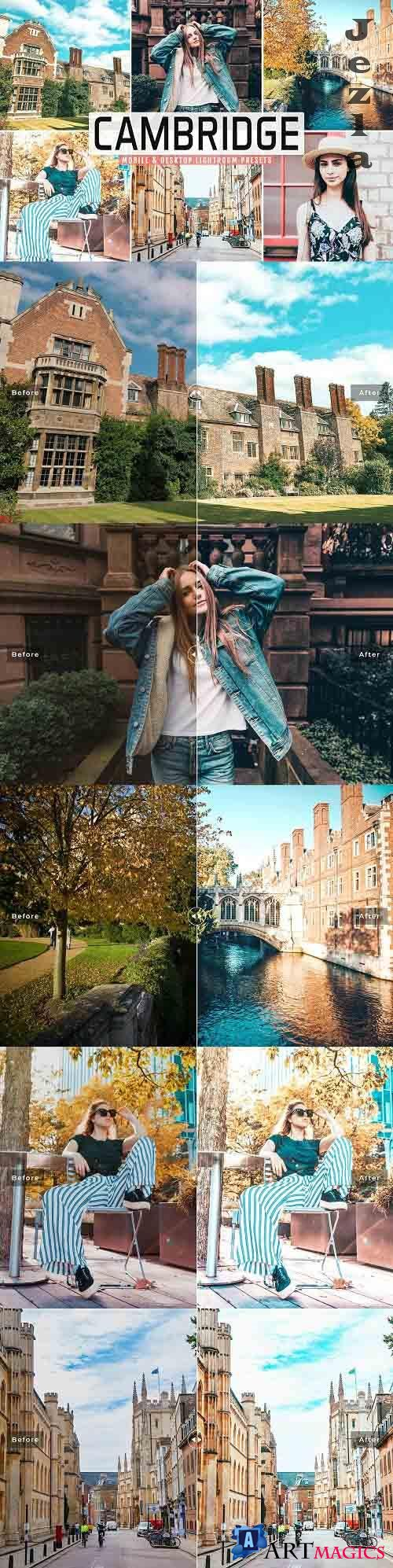 Cambridge Pro Lightroom Presets - 5613912 - Mobile & Desktop