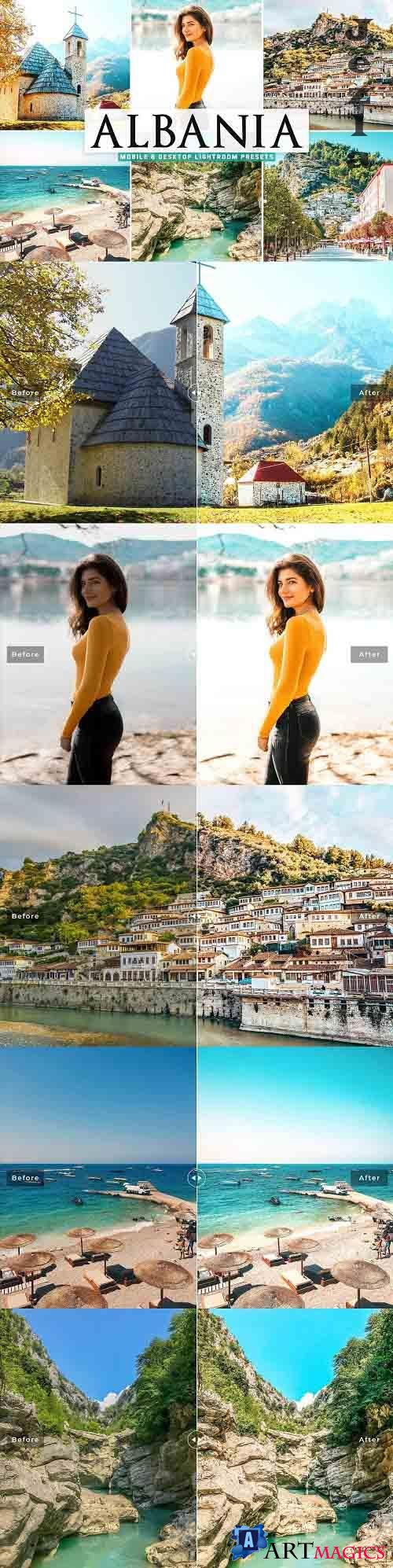 Albania Pro Lightroom Presets - 5614004 - Mobile & Desktop
