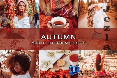 CreativeMarket - 5 Autumn Lightroom Presets 5701787