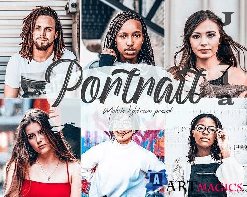 Portrait Lightroom Presets - 5709402