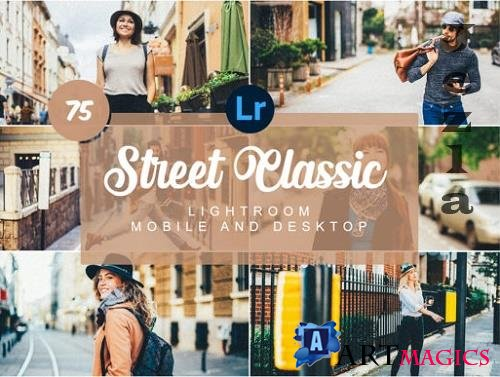 Street Classic Mobile and Desktop Presets